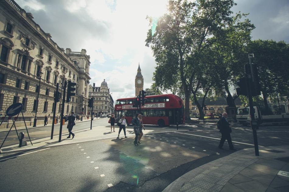 London by Tamara Menzi