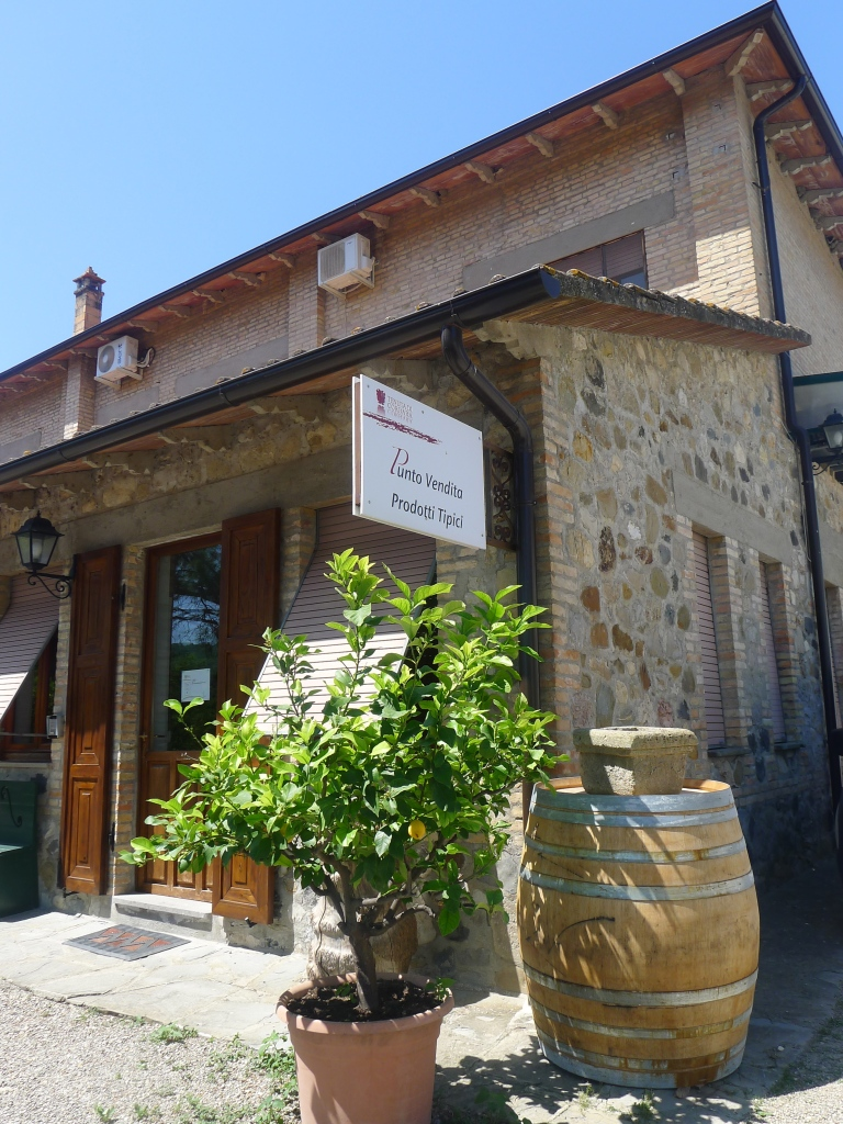 Castello di Corbara Winery