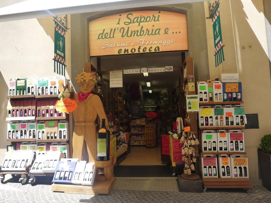 i Sapori dell'Umbria
