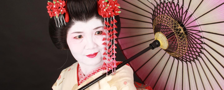 Maiko Geisha Makeover