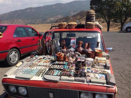 Mtskheta Georgia souvenirs