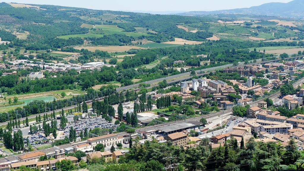Orvieto Umbria Italy Maximina Brion