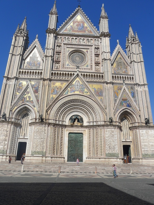 The Duomo Orvieto Cathedral