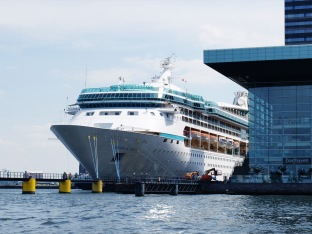 Vision of the Seas Exterior